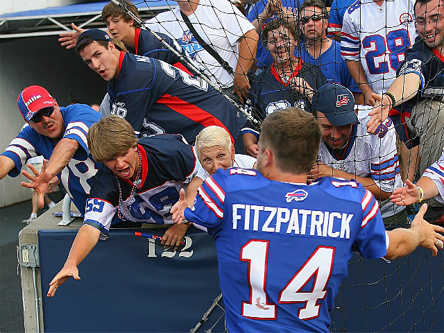 Ryan Fitzpatrick Bills