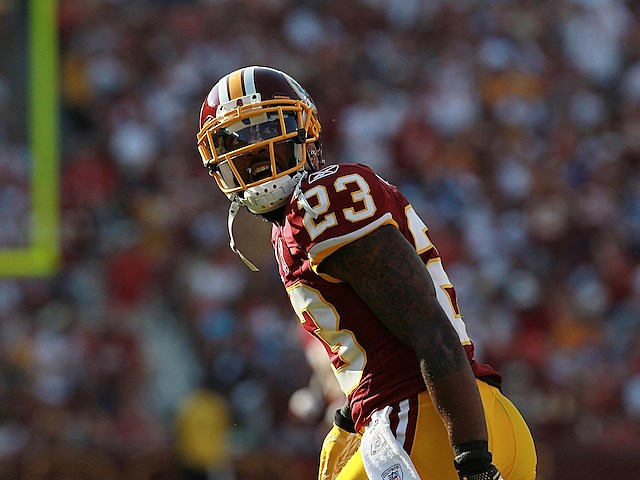 DeAngelo Hall Washington Redskins