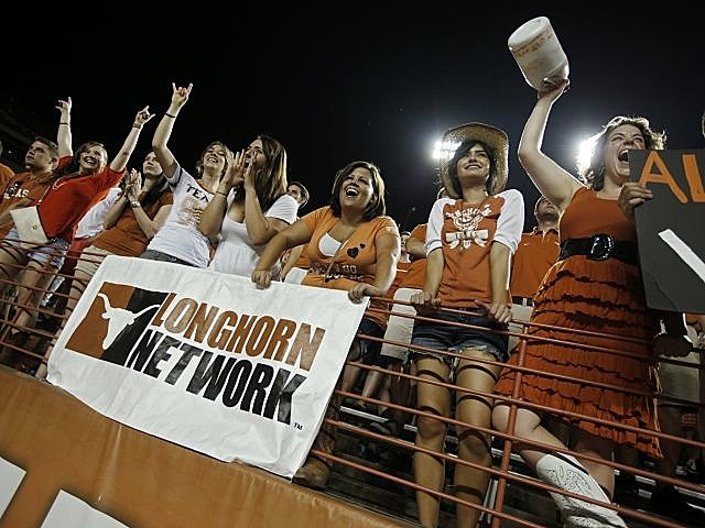 Will the Longhorn Network doom the Big 12?