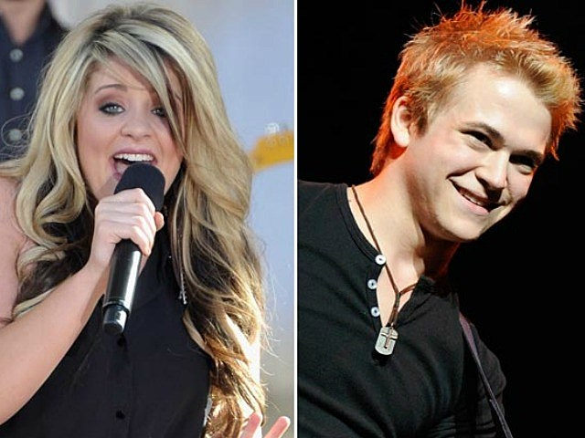 Lauren Alaina and Hunter Hayes