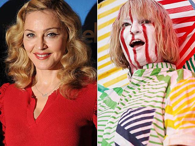 Madonna, Sia