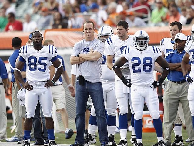 Peyton Manning Injured