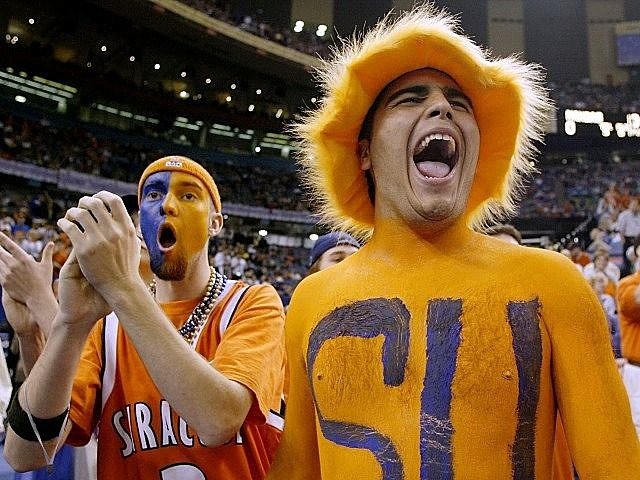 Syracuse and their fans are on the move to the ACC