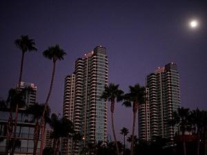 San Diego During Blackout