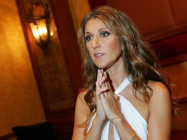 Celine Dion's house broken into