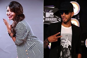 Christina Elizabeth/ Swizz Beatz