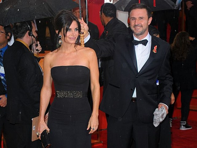 Courteney Cox and David Arquette relationship sitcom