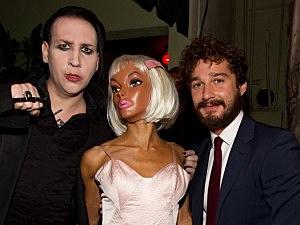 Marilyn Manson, Shia LaBeouf