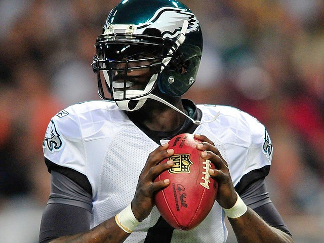 Philadelphia Eagles Micheal Vick