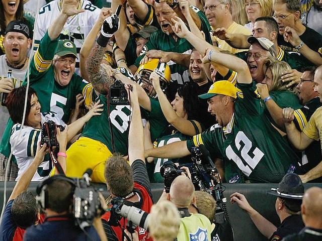 Kansas City Chiefs v Green Bay Packers