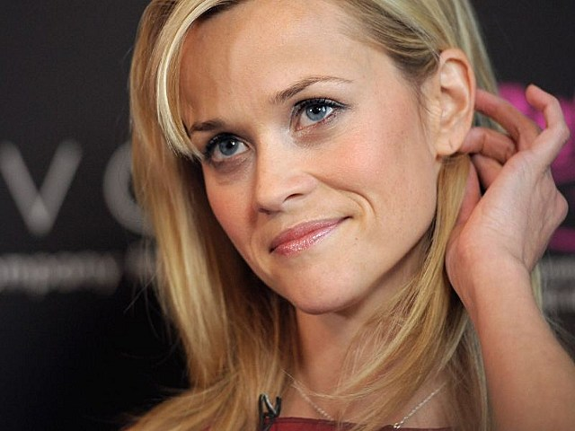 Reece Witherspoon hit by car