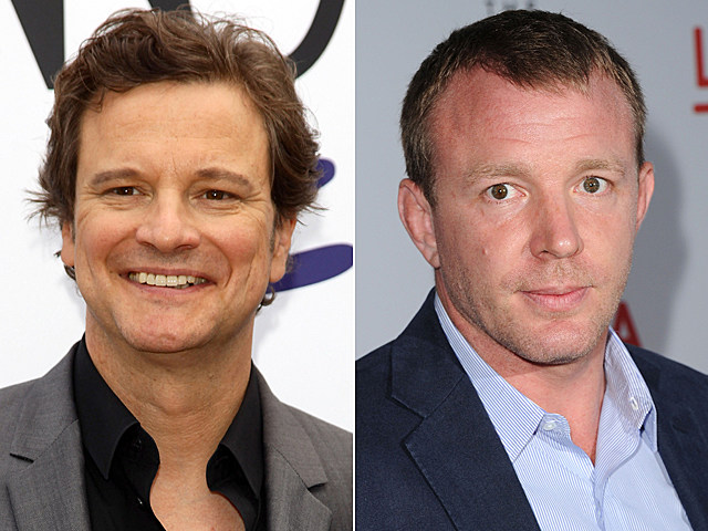 Colin Firth, Guy Ritchie