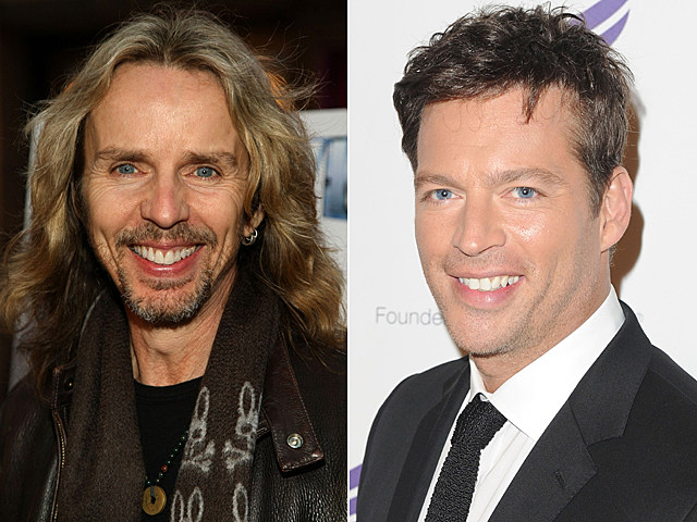 Tommy Shaw, Harry Connick, Jr.