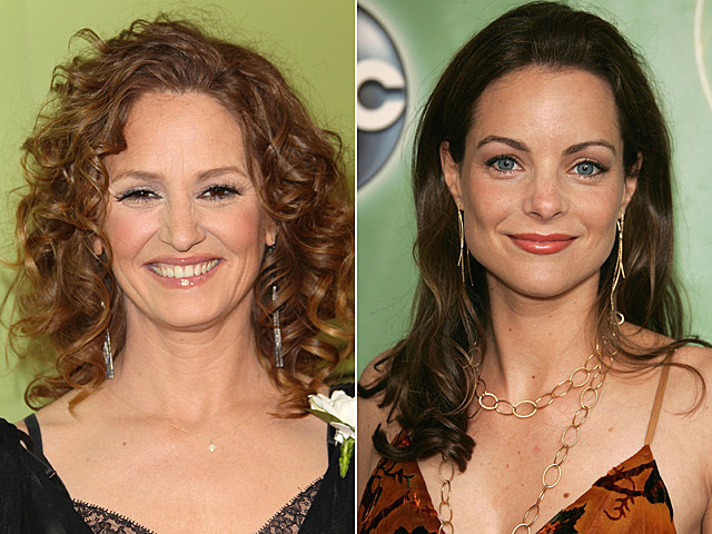 Melissa Leo, Kimberly Williams-Paisley