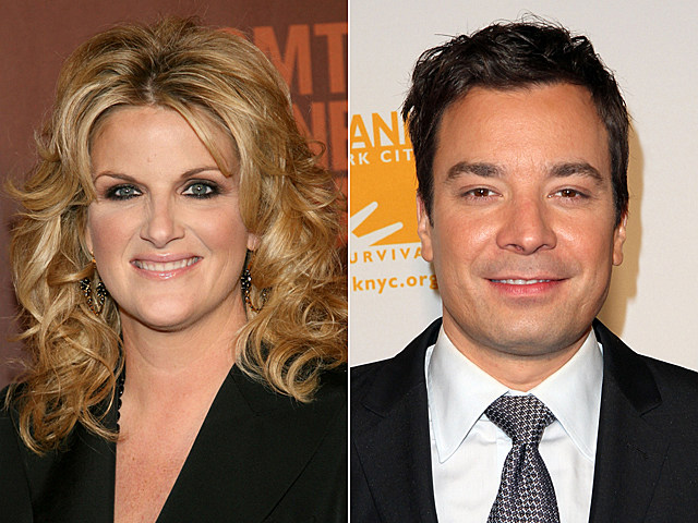 Trisha Yearwood, Jimmy Fallon