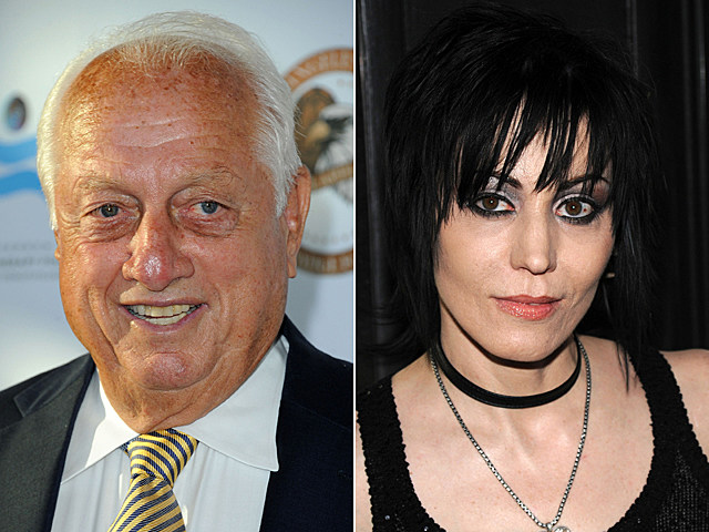 Tommy Lasorda, Joan Jett