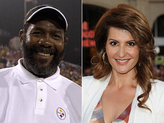 Joe Greene, Nia Vardalos