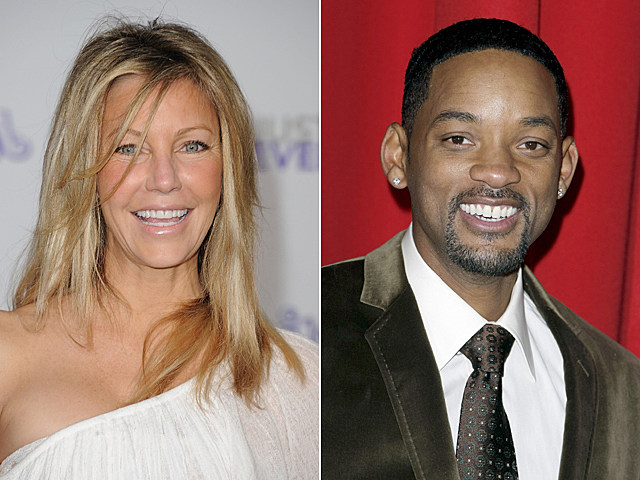 Heather Locklear, Will Smith