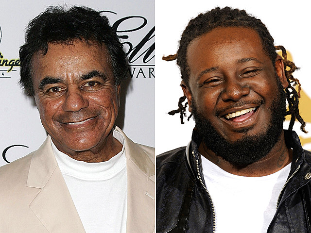 Johnny Mathis, T-Pain