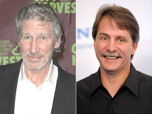 Roger Waters, Jeff Foxworthy