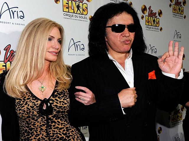 Gene Simmons and Shannon Tweed are getting married