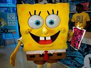 Spongebob said to be bad for kids
