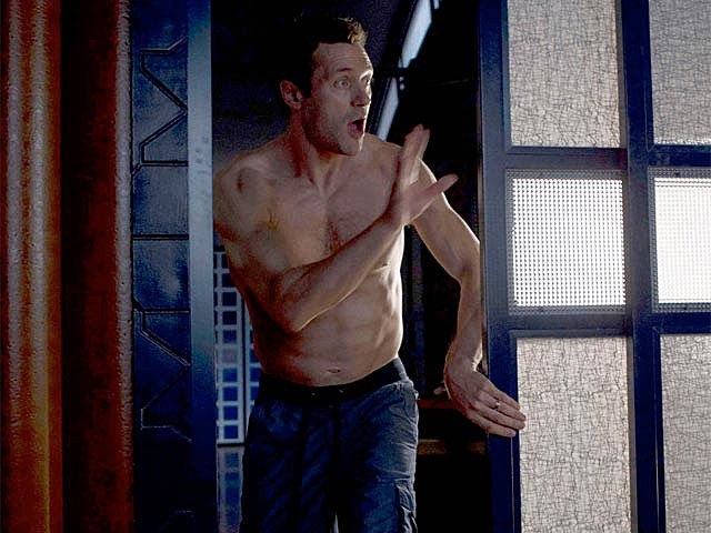 Jason O'Mara Shirtless