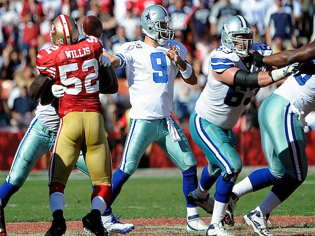 Dallas Cowboys v San Francisco 49ers