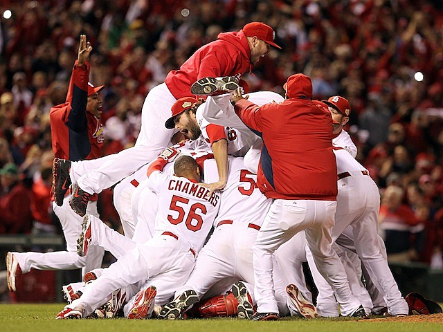 Cardinals Win World Series