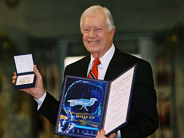 JimmyCarter-Nobel