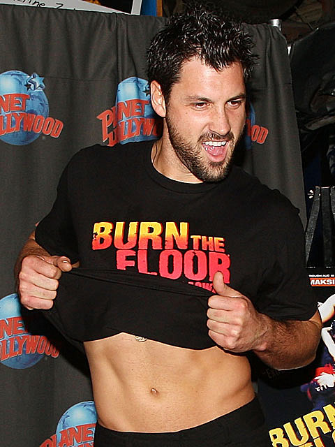 Maksim Chmerkovskiy, 'Dancing with the Stars'