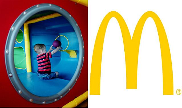 McDonald's PlayPlace