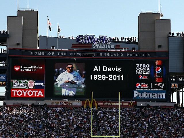 Al Davis Tribute