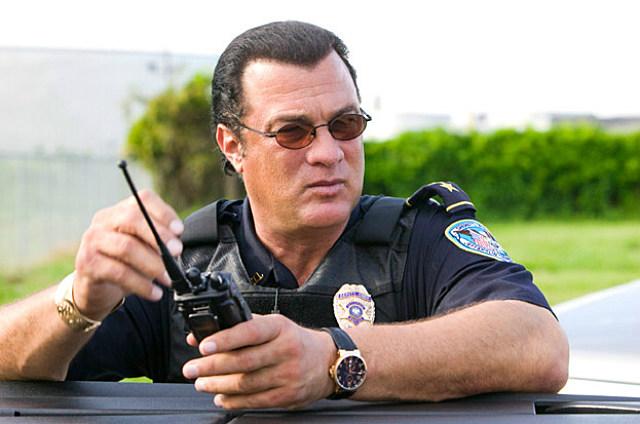 Steven Seagal Deputy Sheriff A&E
