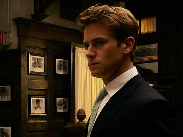 Armie Hammer, 'The Social Network'