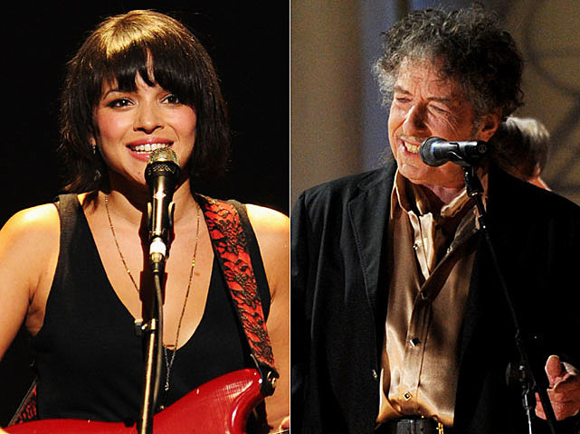 Norah Jones, Bob Dylan