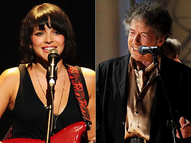 Norah Jones, Bob Dylan