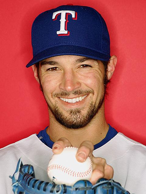 CJ Wilson, Texas Rangers