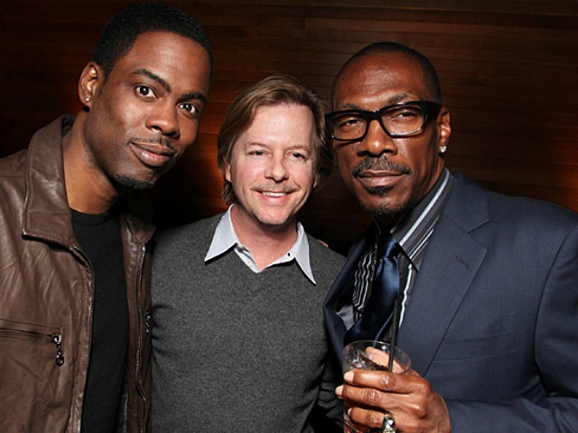Chris Rock, David Spade, Eddie Murphy