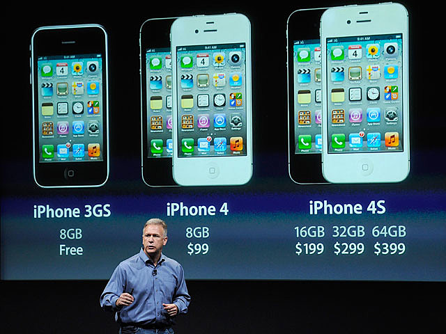 iPhone 4S, Phil Schiller