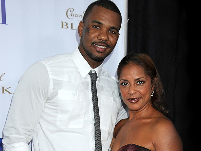 Rapper the Game Wife Tiffany Cambridge
