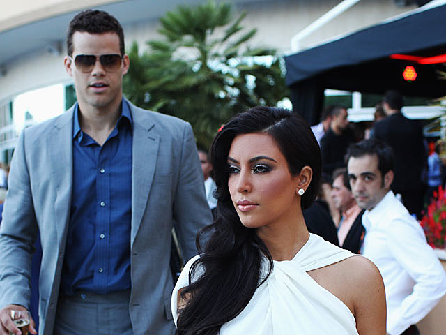 Kim Kardashian divorce Kris Humphries