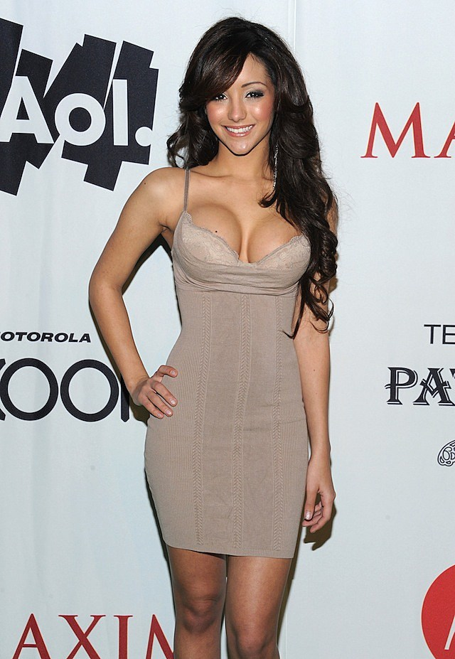 AOL At The Maxim Party Powered by Motorola Xoom