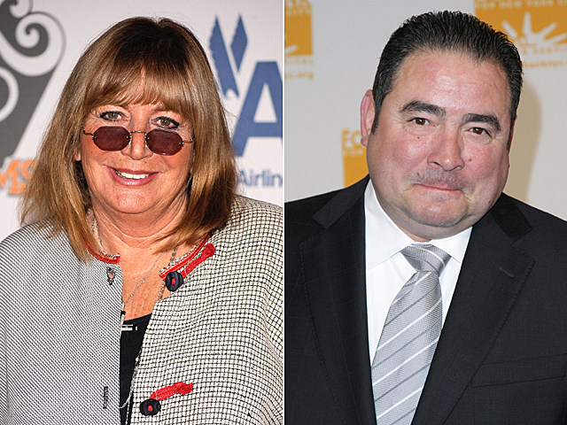 Penny Marshall, Emeril Lagasse