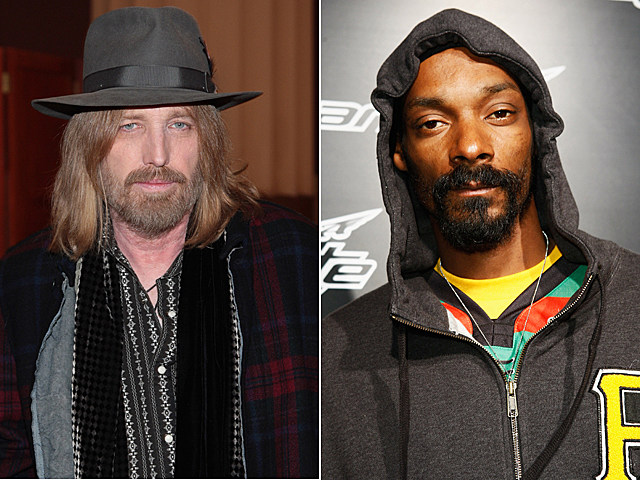 Tom Petty, Snoop Dogg
