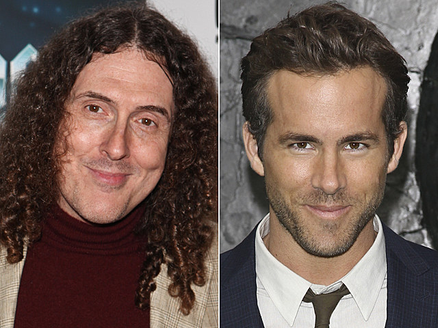 """Weird Al"" Yankovic, Ryan Reynolds"