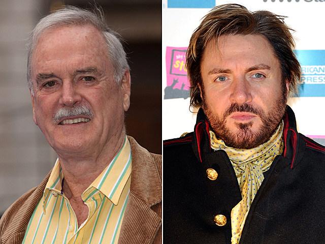 John Cleese, Simon Le Bon