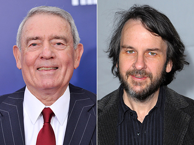 Dan Rather, Peter Jackson