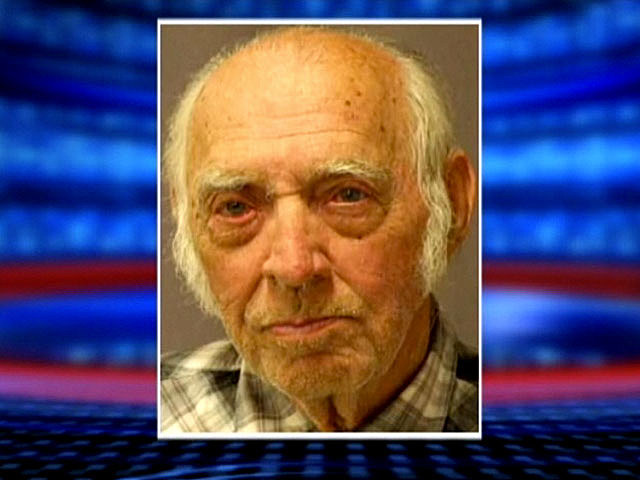 Old man caught with cocaine