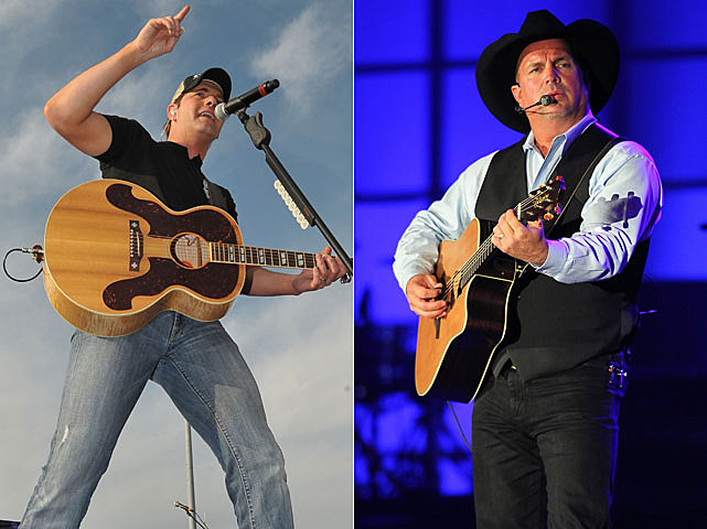 Rodney Atkins, Garth Brooks